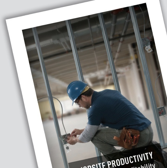 Jobsite Productivity-Boosting Tips resource