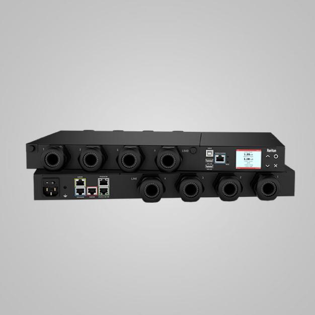 Raritan inline meters