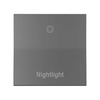 Nightlight Magnesium Switch Straight