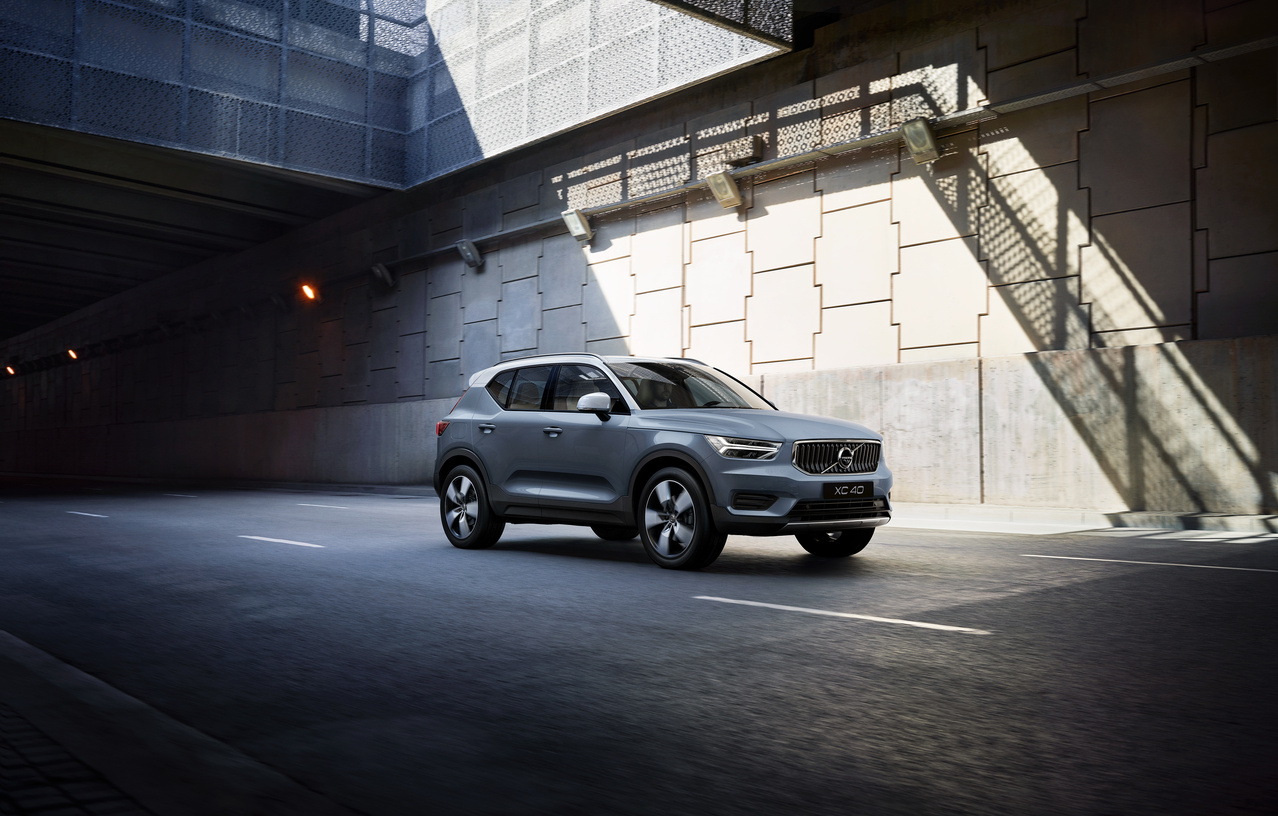 New Volvo XC40 in Fort Worth