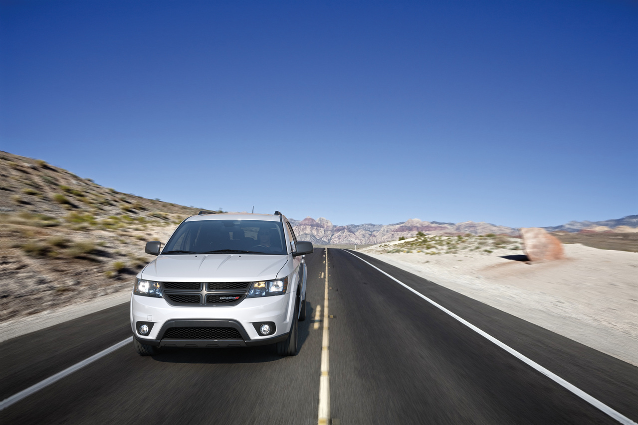 New Dodge Journey at Arizona Motors