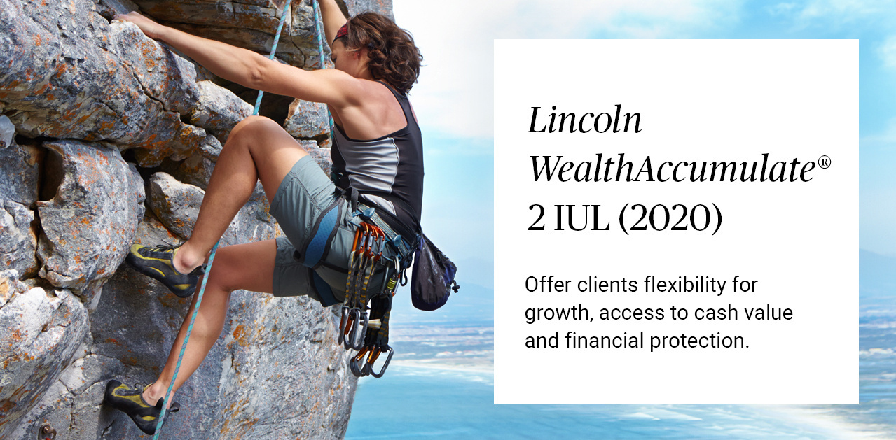 Lincoln WealthAccumulate 2 IUL (2020)