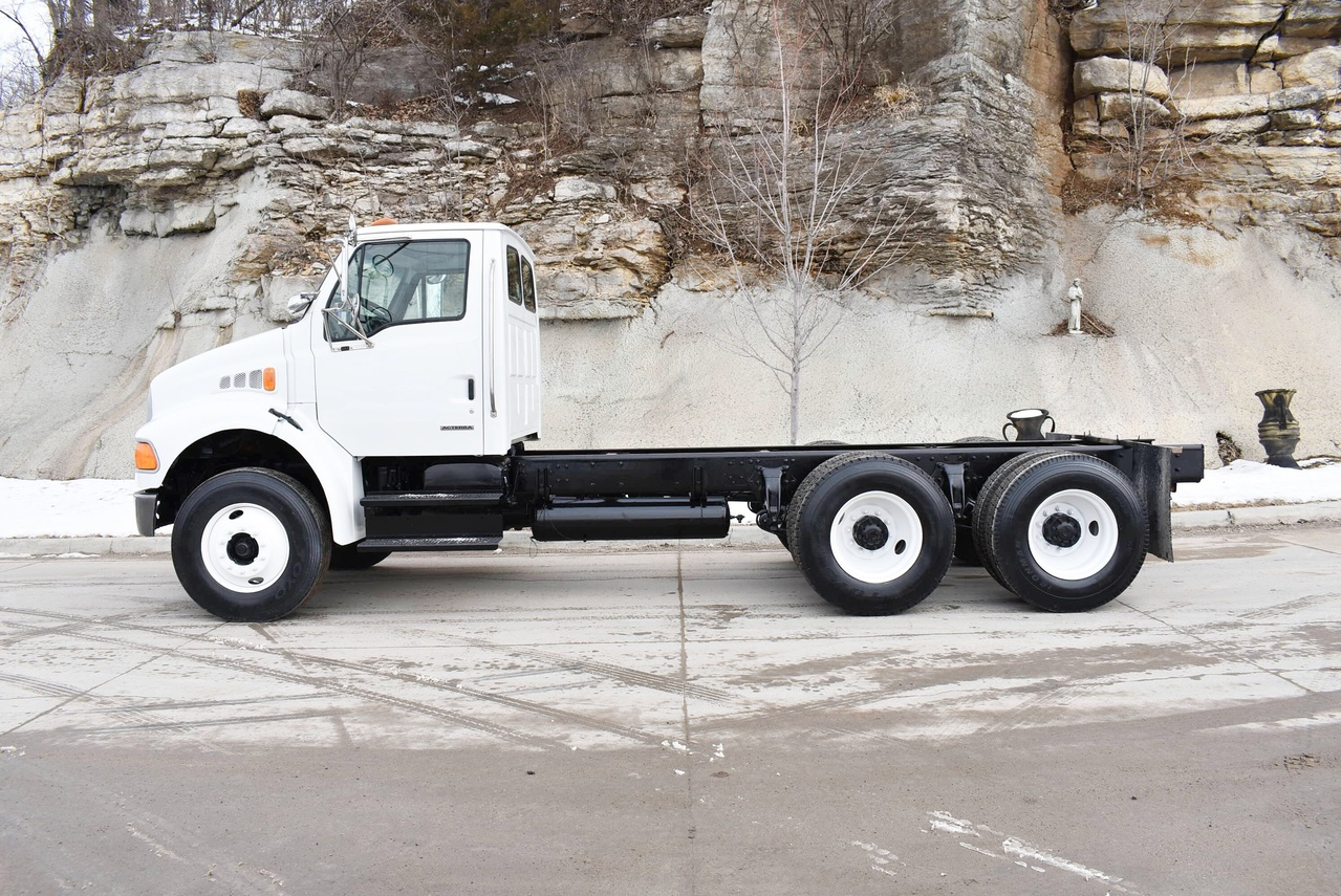 2006 Sterling Acterra 6x4 Cab & Chassis