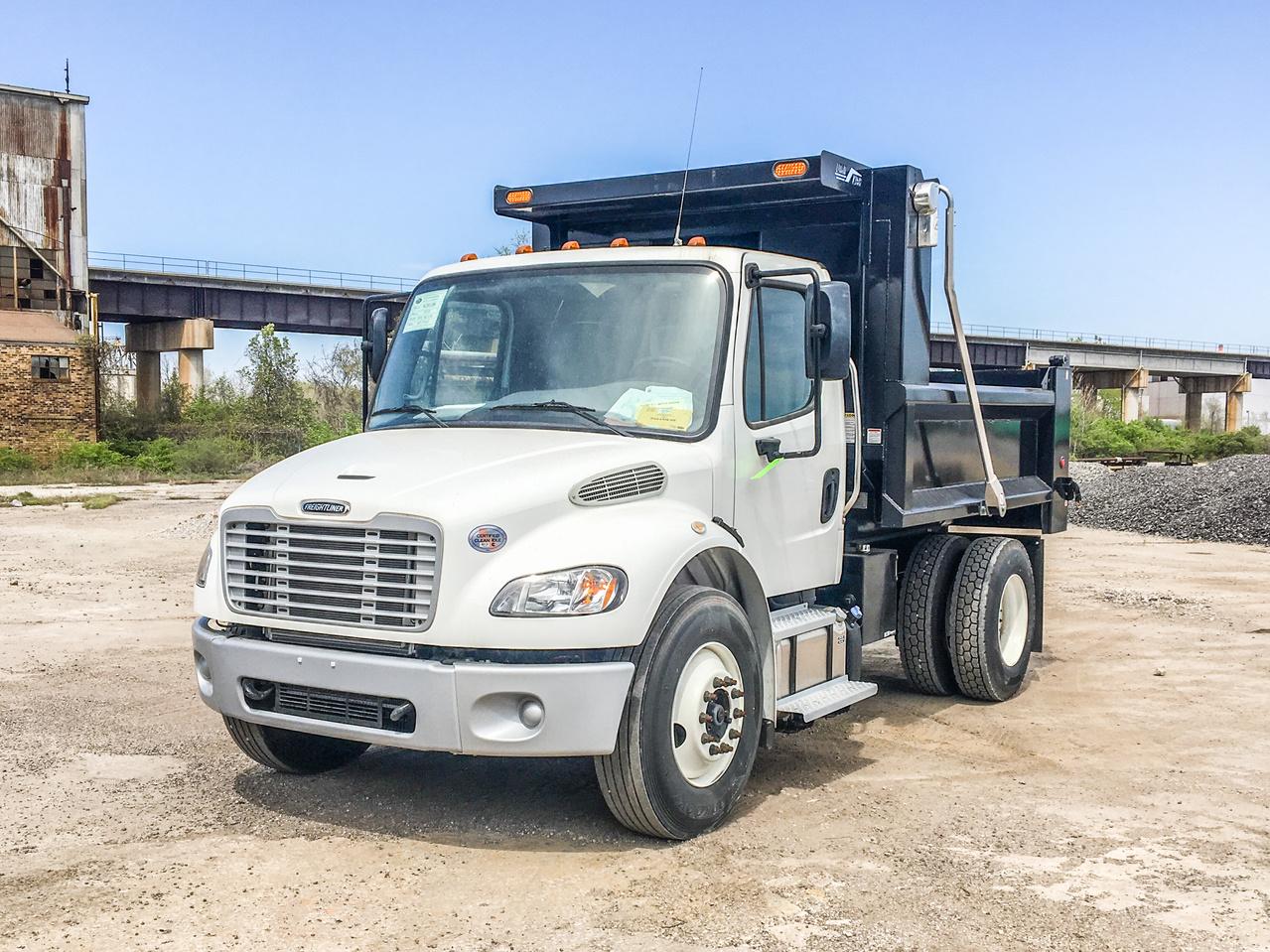 Dump Trucks Archives - Custom Truck One Source