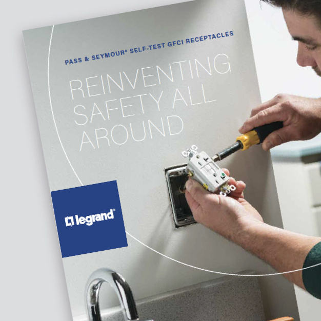 Pass & Seymour gfci outlet brochure