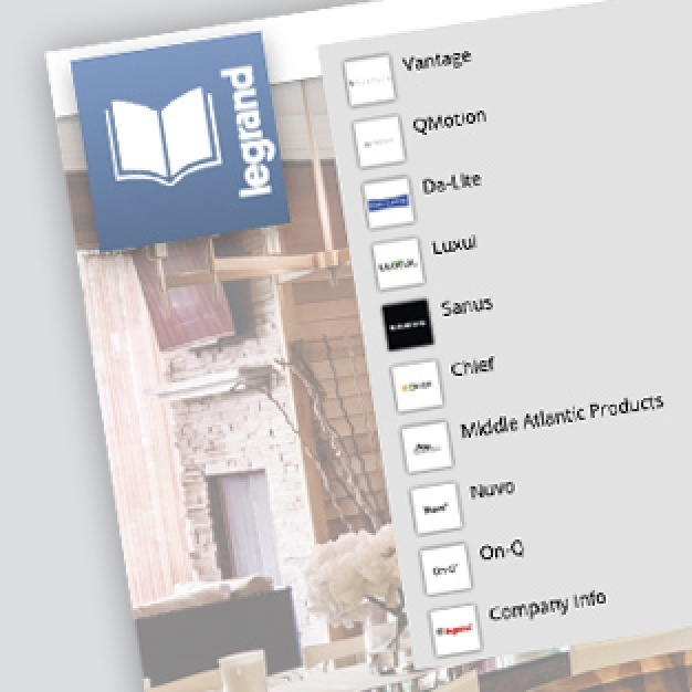 Legrand AV Residential App