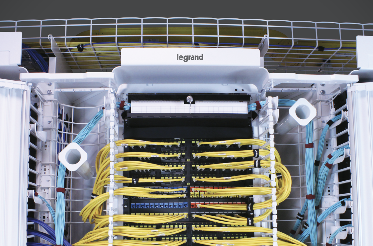 Desktop image of Legrand Cable Management Solutions