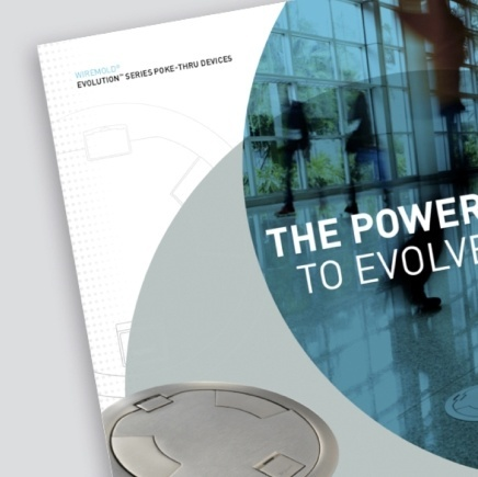 Evolution Series Poke Thru Device Brochure