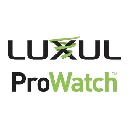 Luxul ProWatch logo