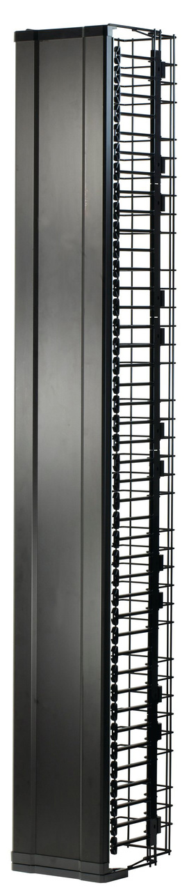Mighty Mo 20 Vertical Manager with Door