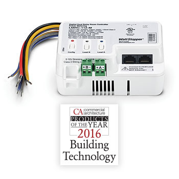 Lmrc 110 Series On Off 0 10 Volt Dimming Room Controllers Legrand