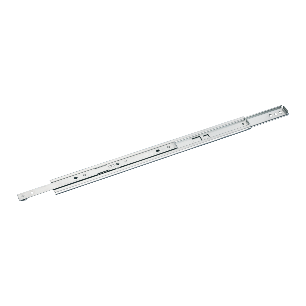 Image for Universal telescopic slide, 1 U, 23 - 39 kg from Schroff - Asia Pacific