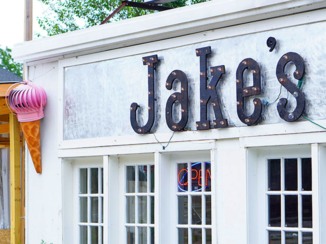 Jake's Ice Cream