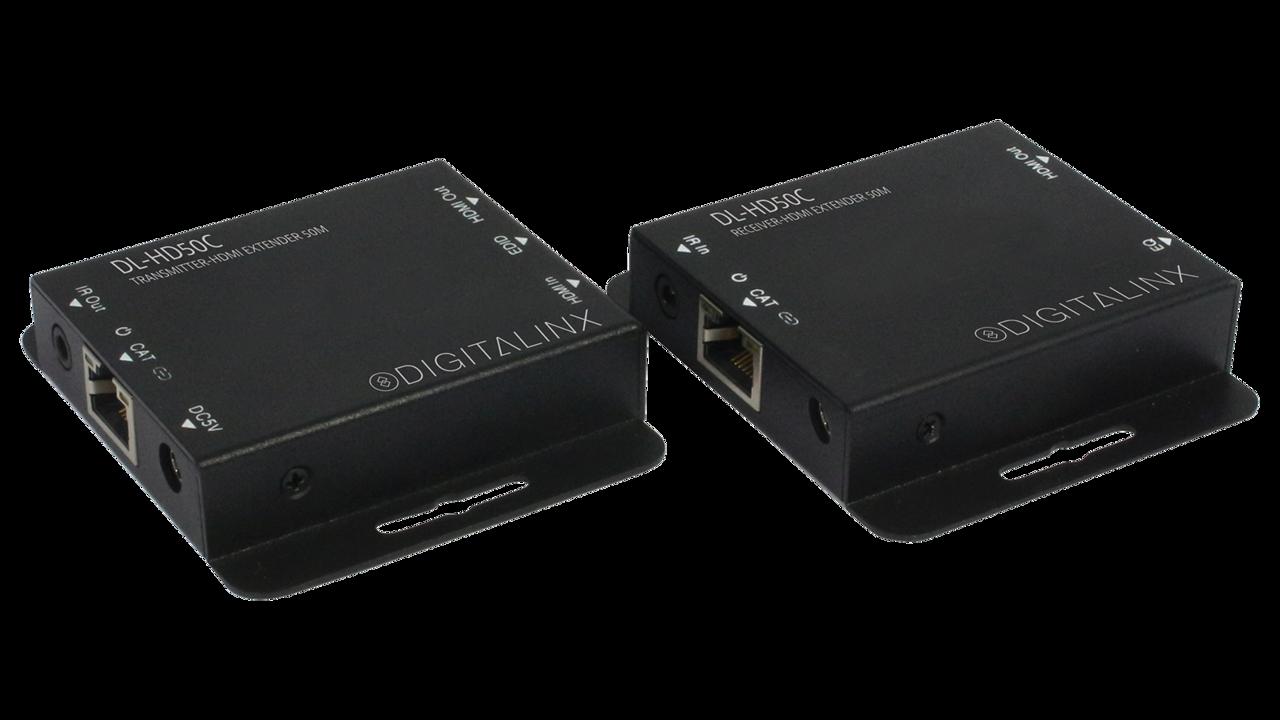 DL-HD50C - Digitalinx HDMI Extender Set w/ IR