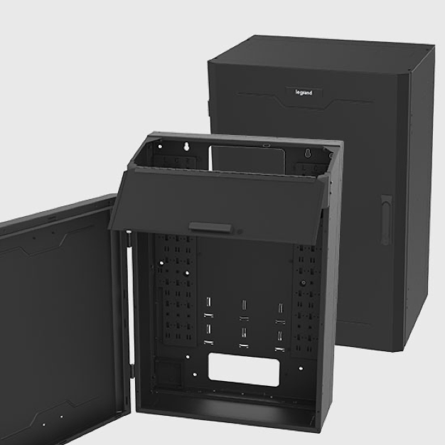 How to video - vertical wall mount cabinets