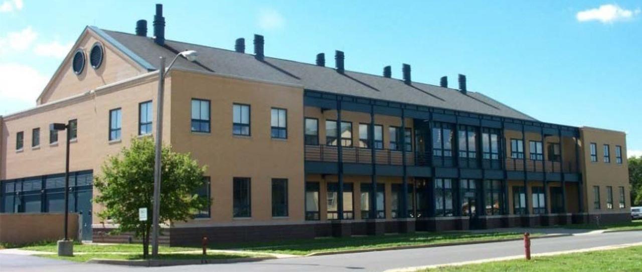 sandy hook lab building