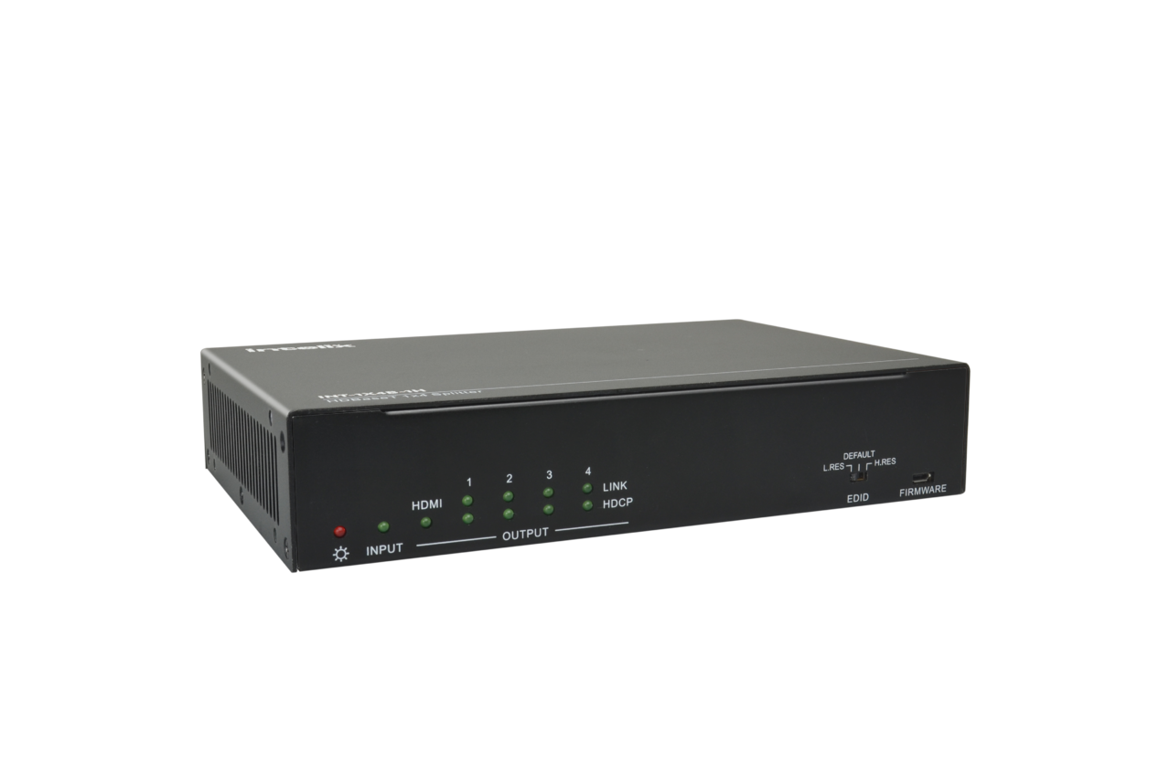 INT-1X4B-1H - Intelix 1X4 HDMI / HDBaseT Distribution Amp / Splitter