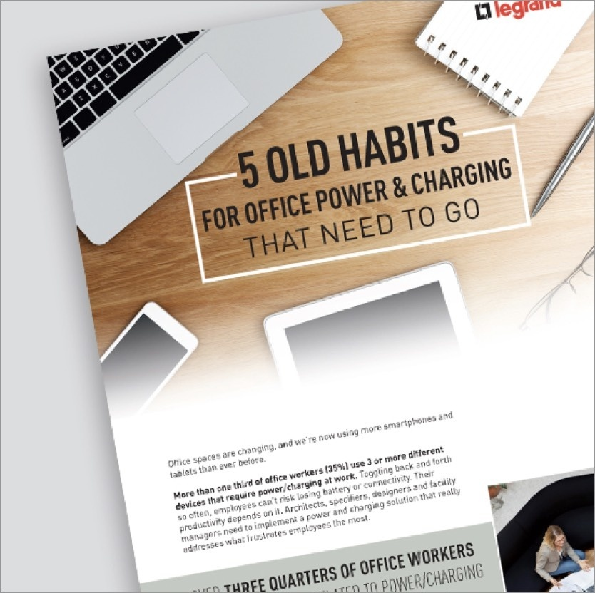 5 old habits for office power - white paper