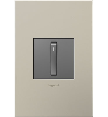 adorne Magnesium Whisper Switch
