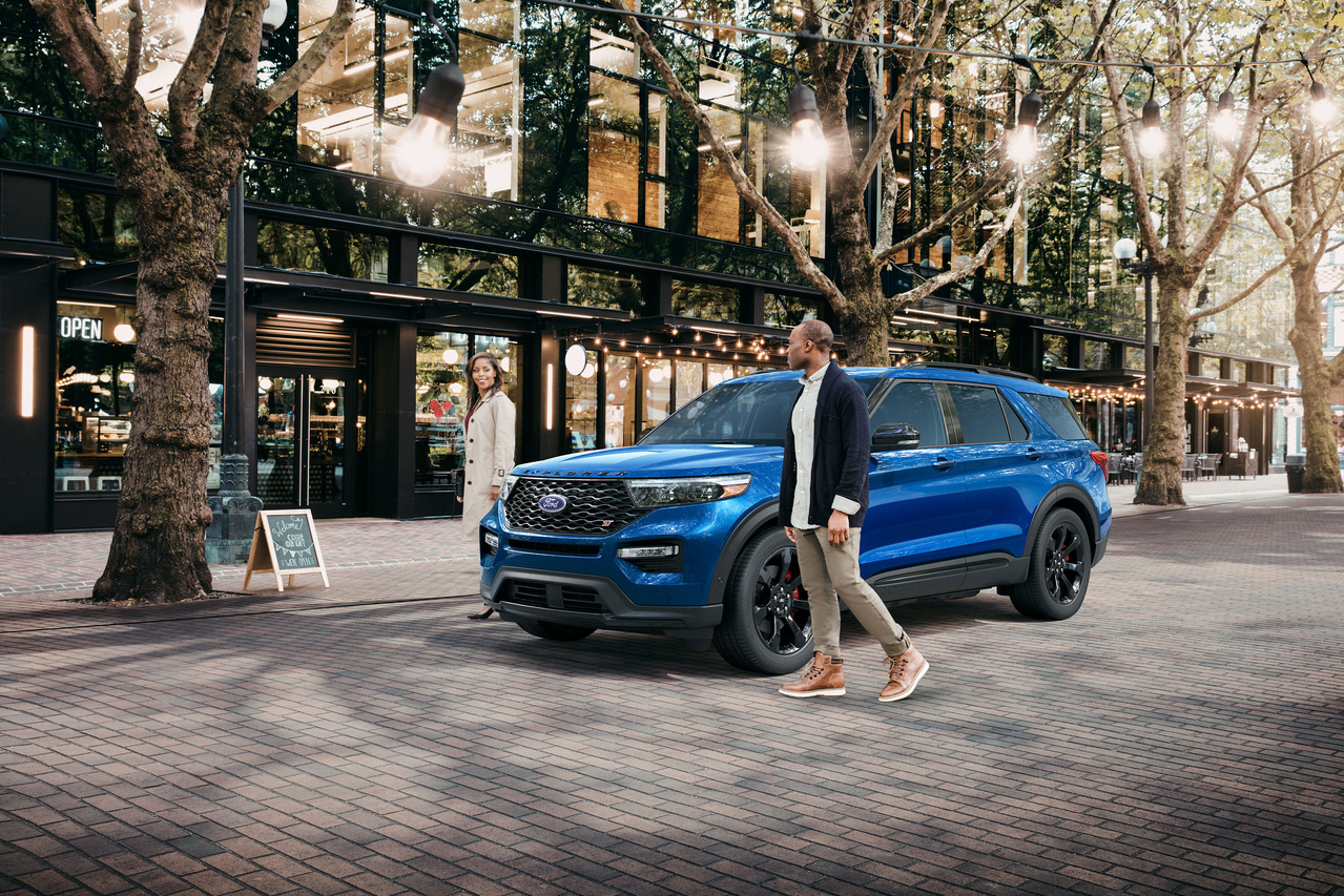 2020 Ford Explorer at Countryside Ford