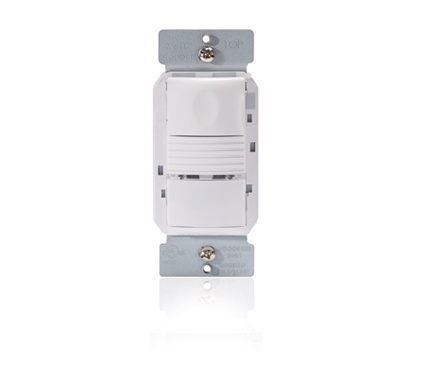 Passive Infrared Low Voltage Wall Switch Sensor