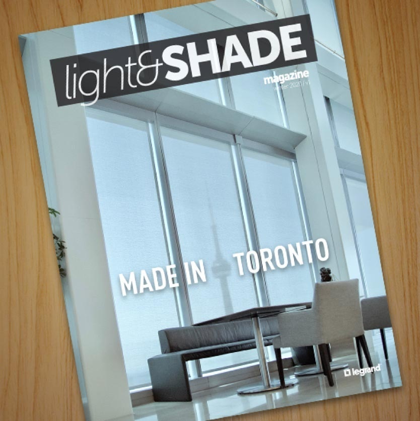 Light&Shade Spring 2020 Issue Cover