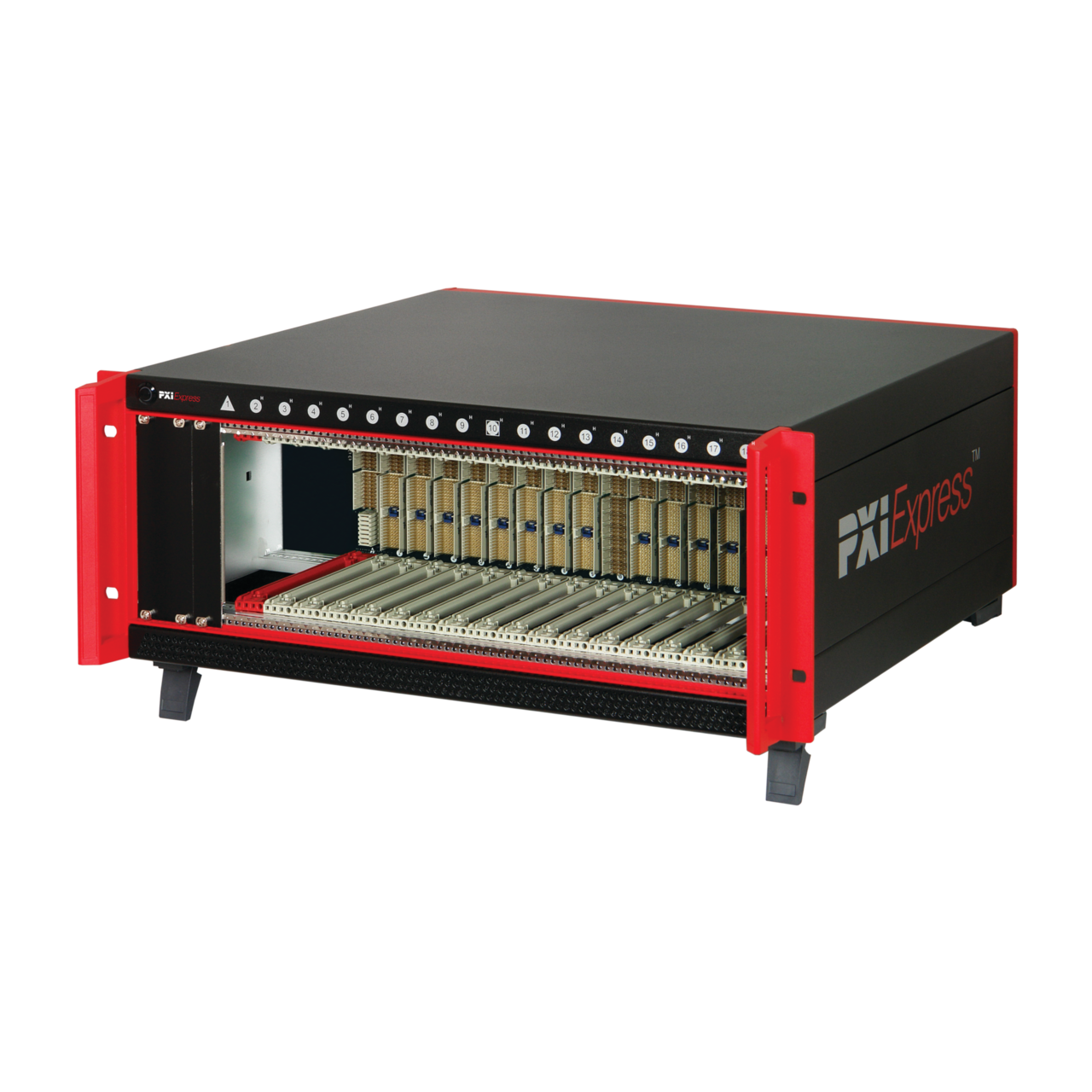 Image for PXI-Express System, 4 U, 18 Slot, 84 HP from nVent SCHROFF | Europe, Middle East, Africa and India