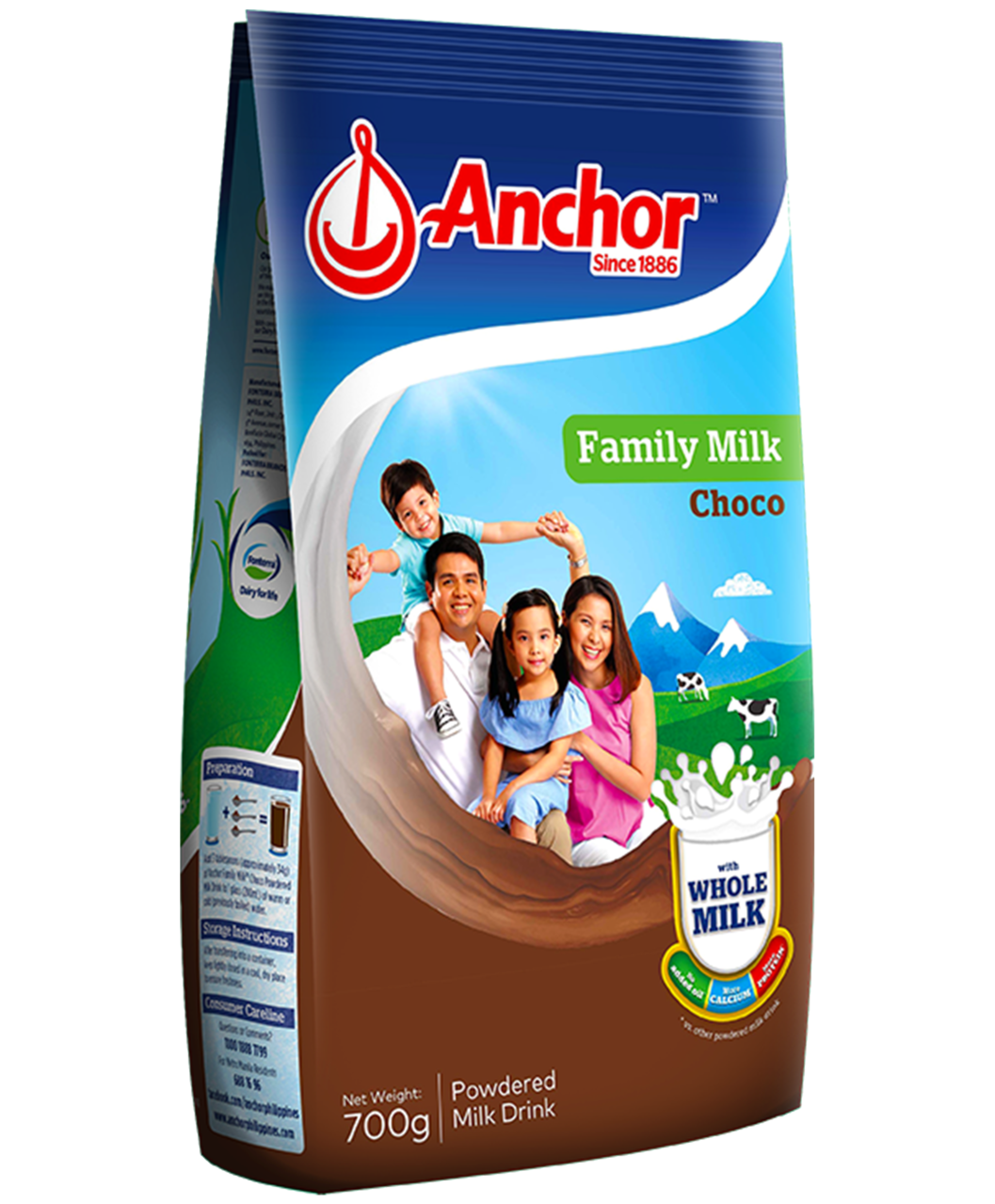 Anchor Family Milk Choco