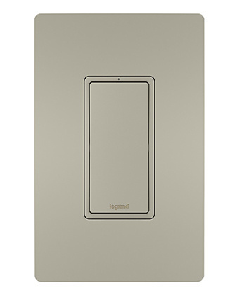 Smart Switch, Wi-Fi, Nickel