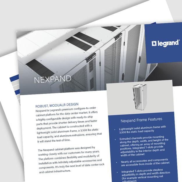 Image of Nexpand datasheet document
