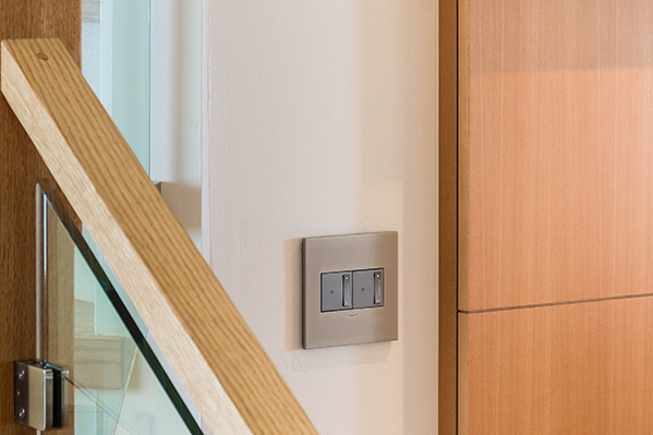 Satin Nickel 2-Gang Wall Plate