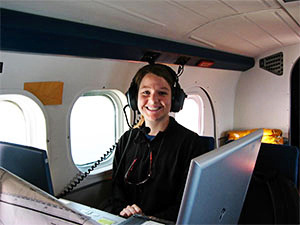 Julie Mocklinis a NOAA Fisheries affiliate through the Joint Institute for the Study of the Atmosphere and Ocean at the University of Washington.