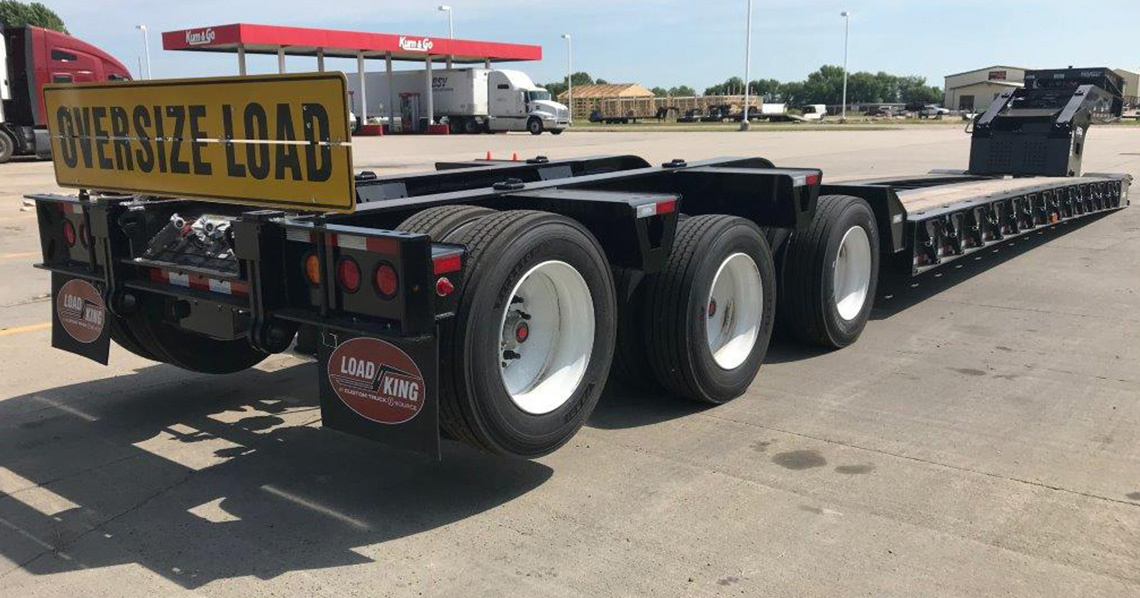 2021 Load King 503/655 SS SFF Trailer