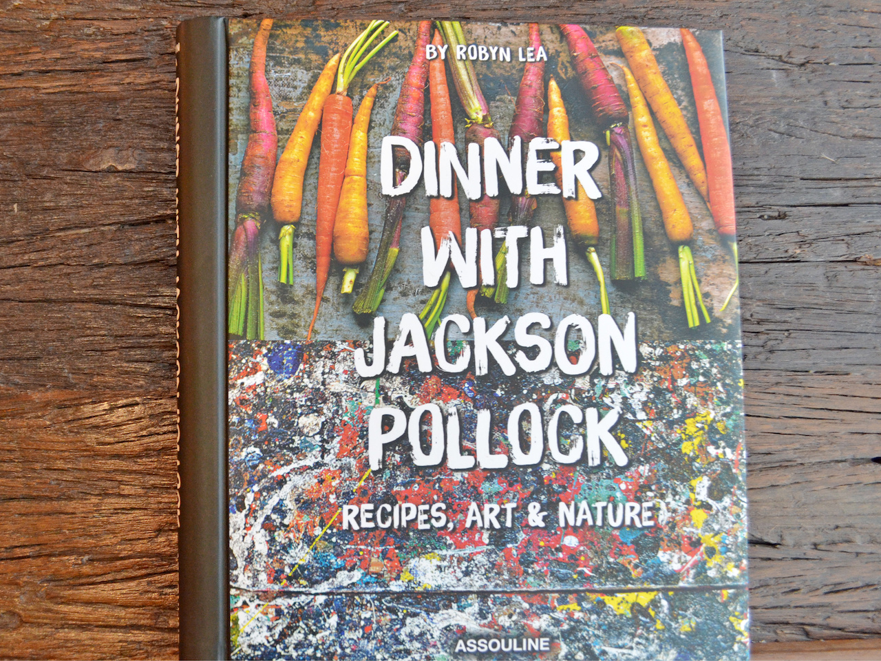 Grab a few friends and head to the kitchen to make delicious summer meals from this book!