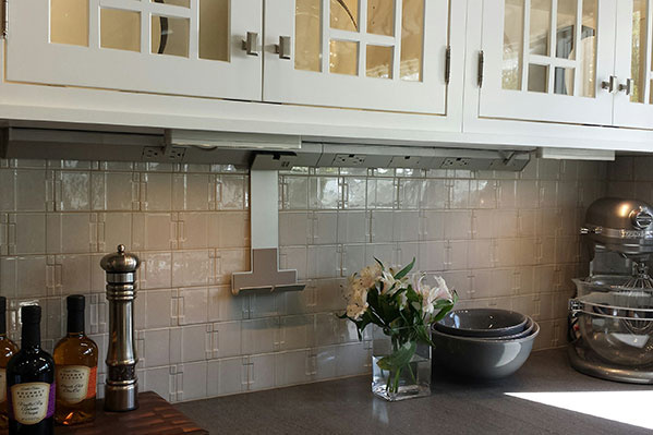 Adorne Under Cabinet Lighting System In Kitchen