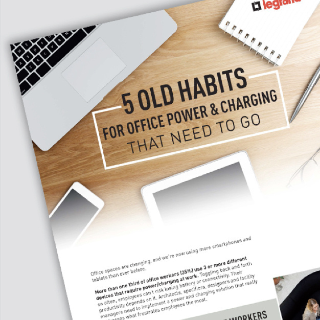 5 Old Habits for Office Power & Charging That Need to Go