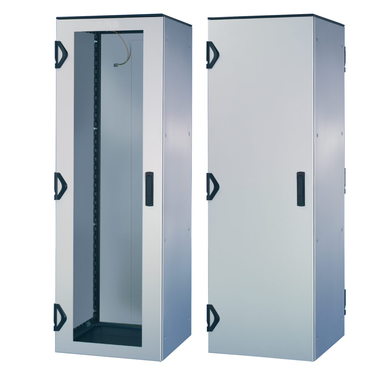 Image for VARISTAR IP 55 with glazed or steel front door from nVent SCHROFF | Europe, Middle East, Africa and India
