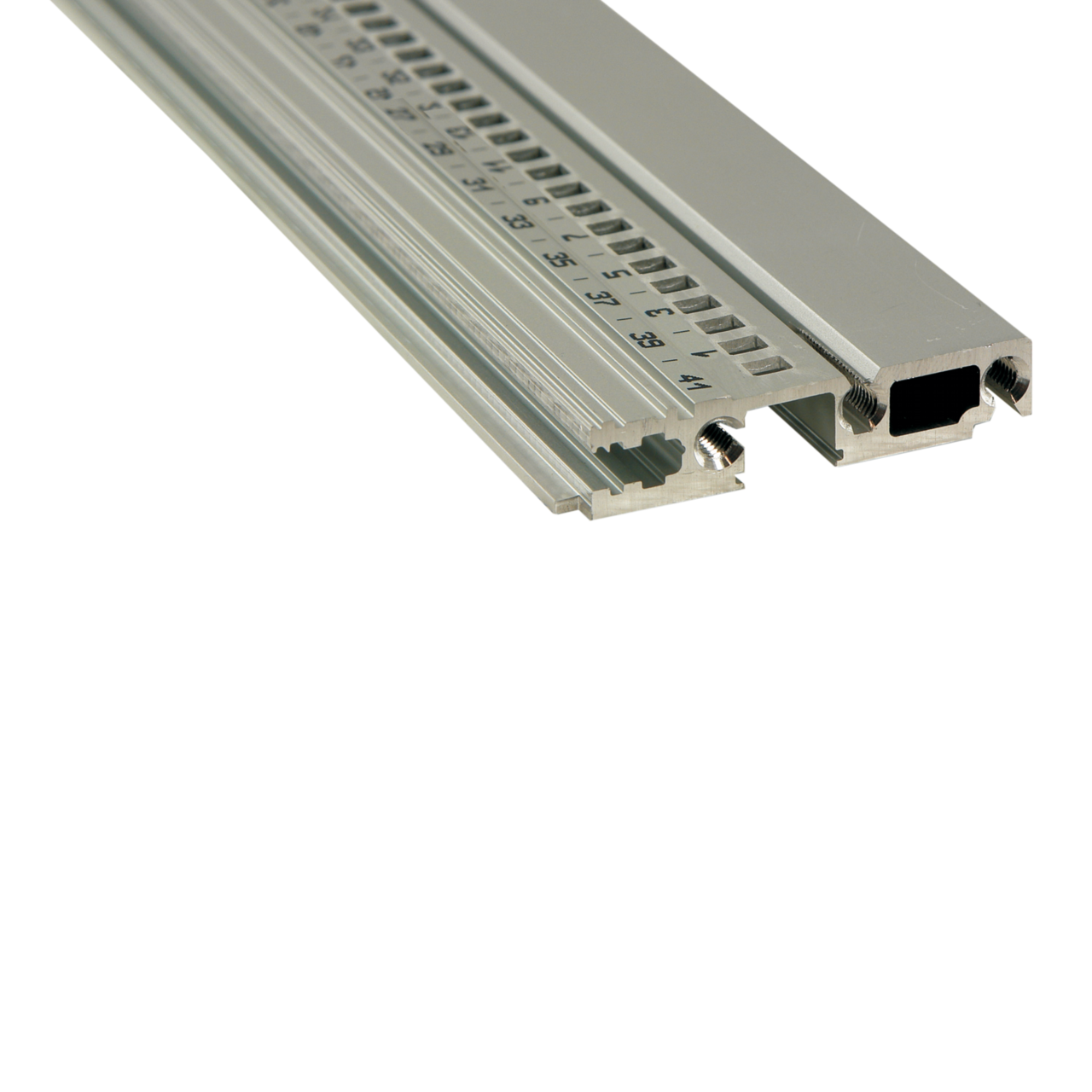 Image for Horizontal rail, front, type R-KD,