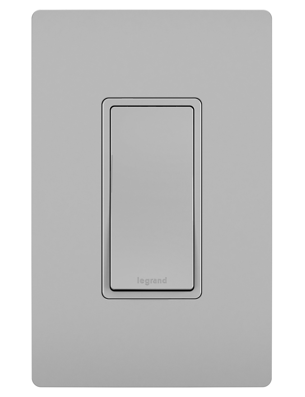 15A Single Pole Switch, Gray