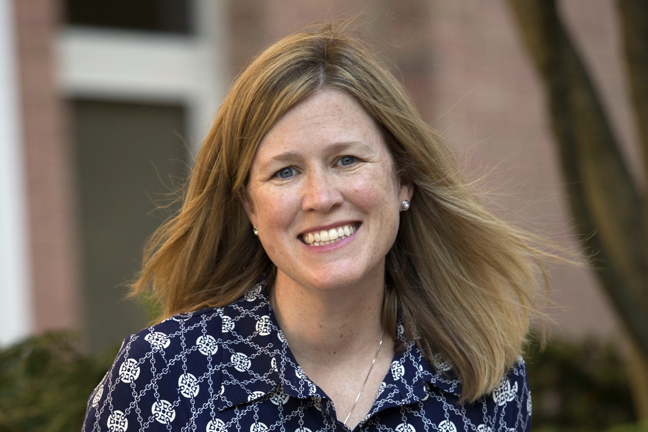 Carrie Selberg Robinson is the new Director of NOAA Fisheries' Office of Habitat Conservation.