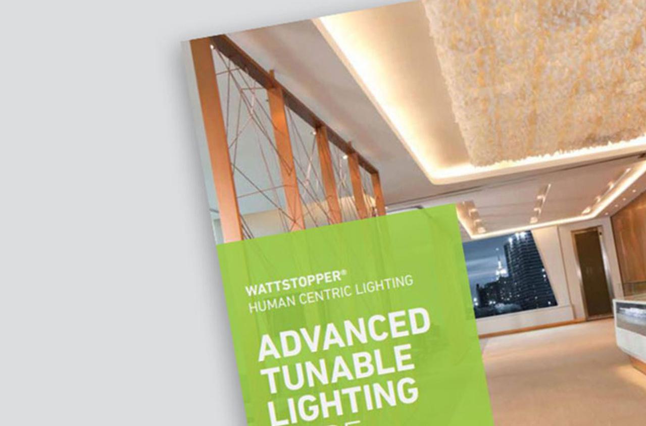 Advanced Tunable Lighting Made Simple brochure