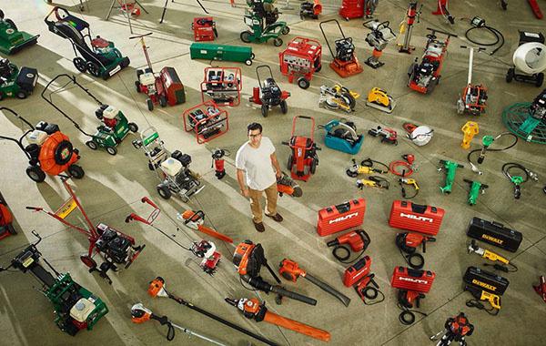 General Tools & Equipments