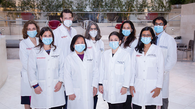 group of heart doctors