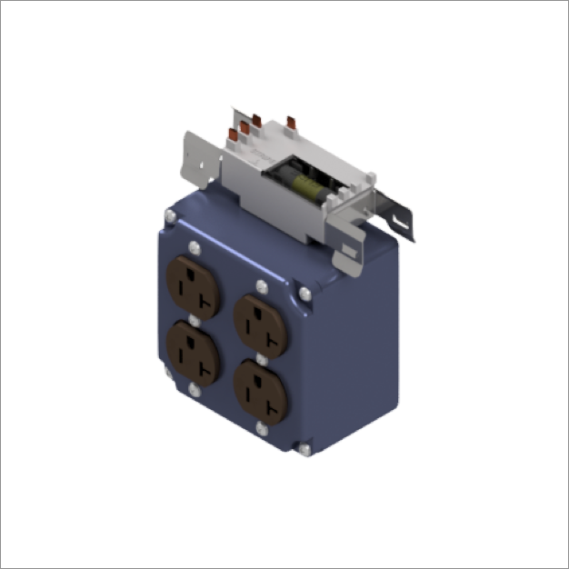 40 to 60 AMP Track Busway Product from Startline