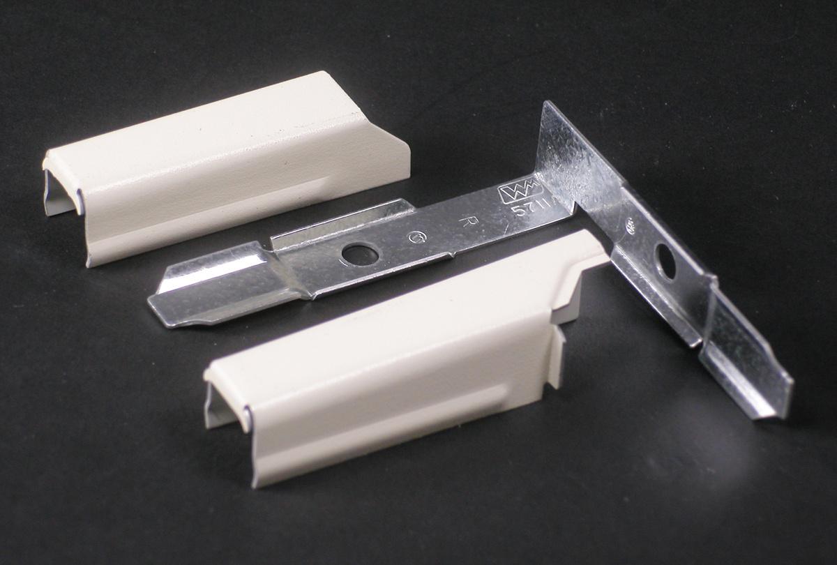 500/700 Internal Twist Elbow Fitting, V5711RHA, 5711RHAWH | Legrand