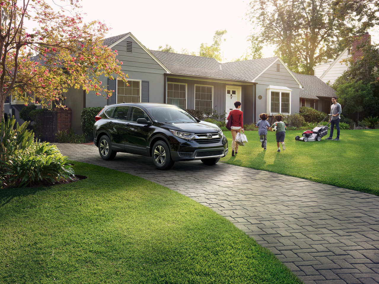 New Honda CR-V SUV