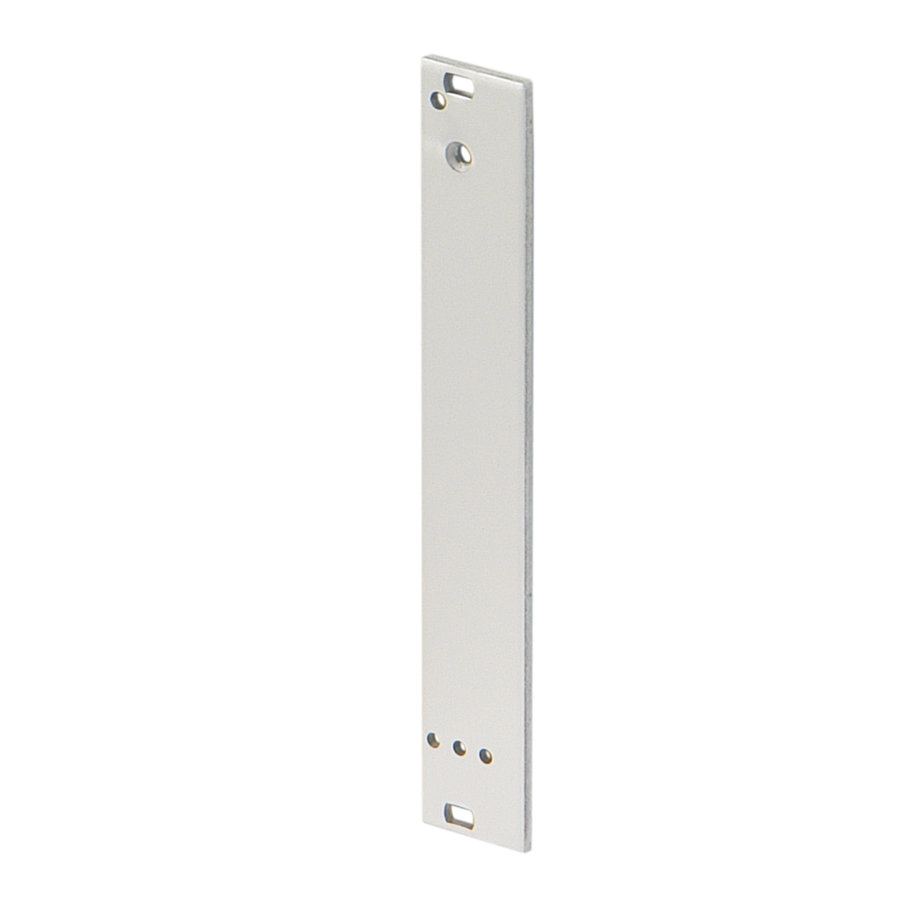 Image for Front panel, unshielded, front assembly, for static trapezoid or Al profile handle from Schroff | Europe, Middle East, Africa and India