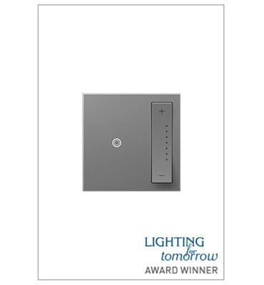 adorne Magnesium SofTap Switch Tru-Universal Award Winner