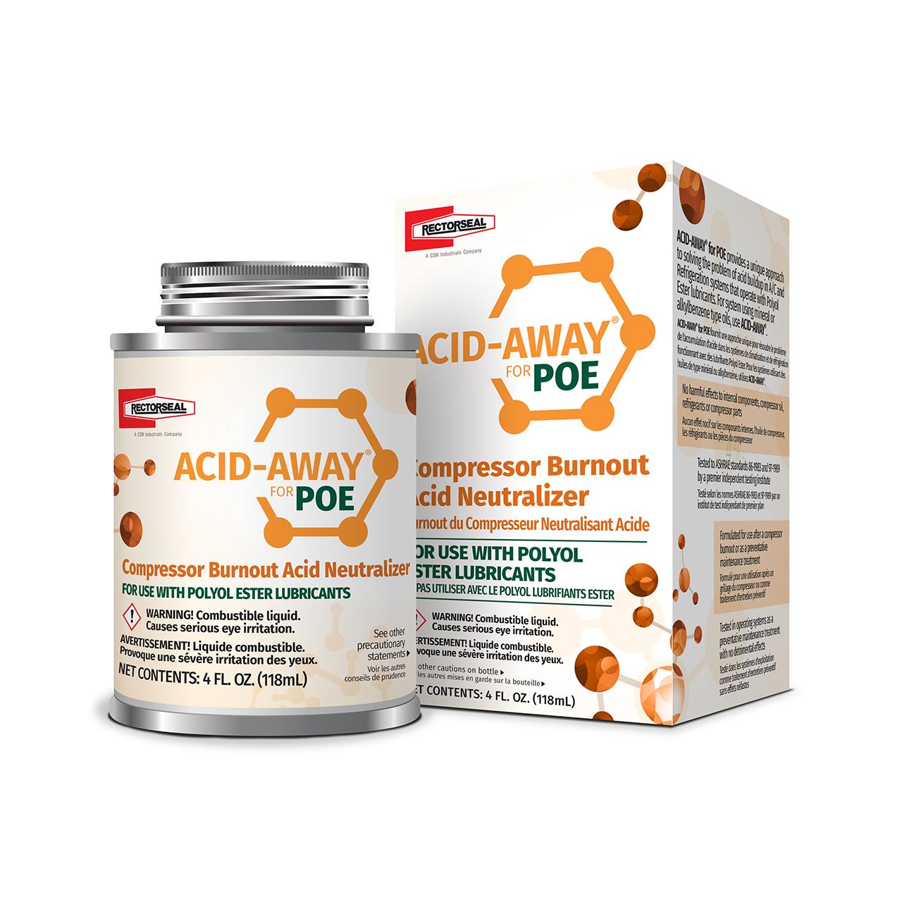 Acid-Away® for POE
