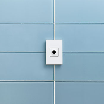 Wave™ Switch, White